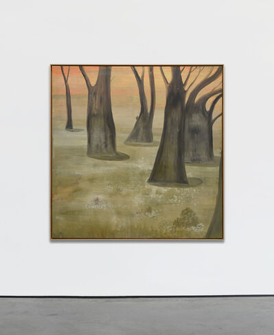 Norbert Schwontkowski, 'Im stillen Wald', 2006