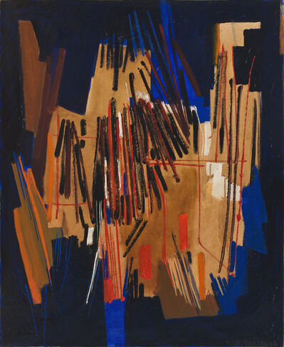 Huguette Arthur Bertrand, 'Fock', ca. 1959