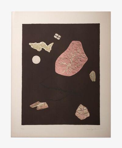 Meret Oppenheim, 'Nachthimmel mit Achaten', 1971