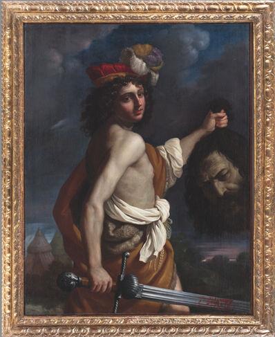Benedetto Gennari, 'David con la Cabeza de Goliath'