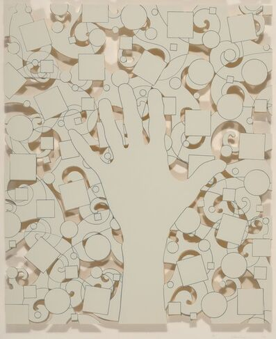 Lucas Samaras, 'Hand', 1975