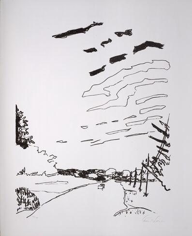 Robert Dash, 'Country Road', 1982