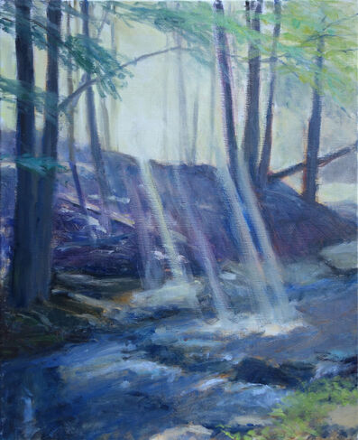 Margaret Leveson, 'Light on Dry Brook', 2017