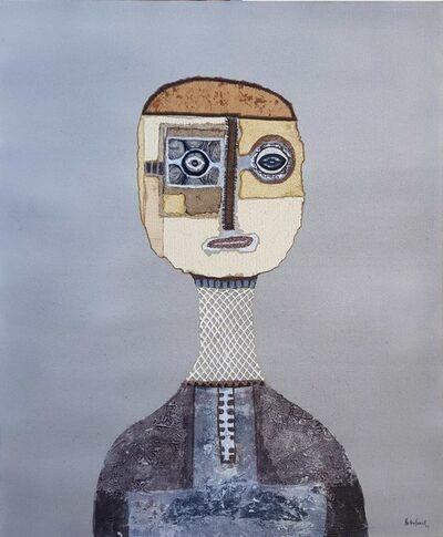 Hector Frank, 'Concrete Portrait', 2017