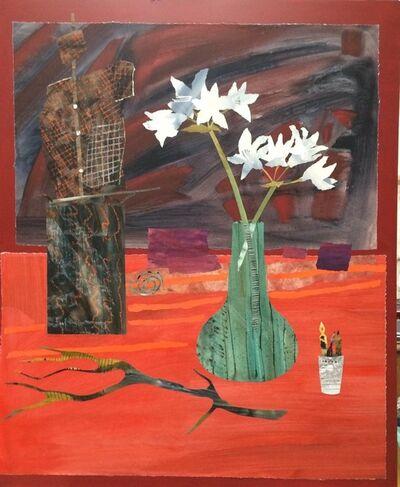 Marzia Colonna, 'Sculpture and Amaryllis', 2016