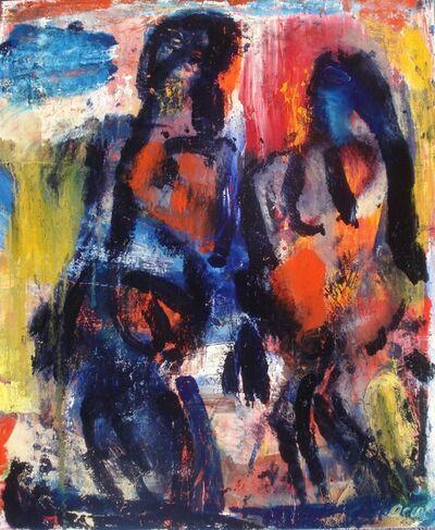 Alfred Ortega, 'The Dance '