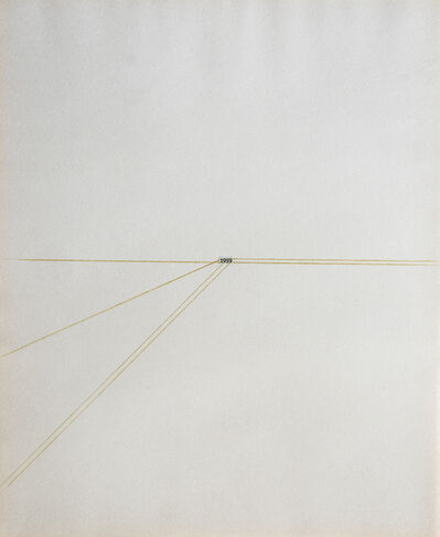 Reynier Leyva Novo, 'La extensión de las palabras (The extension of words) 1959', 2017