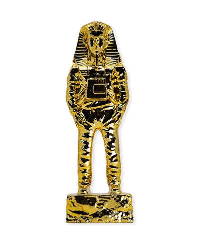 Imbue, ''Ancient Astronaut Tutankhamun' (gold)', 2020