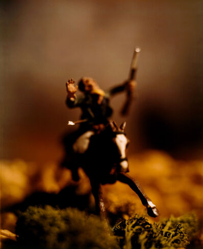David Levinthal, 'The Wild West 89-PC-C-15', 1989