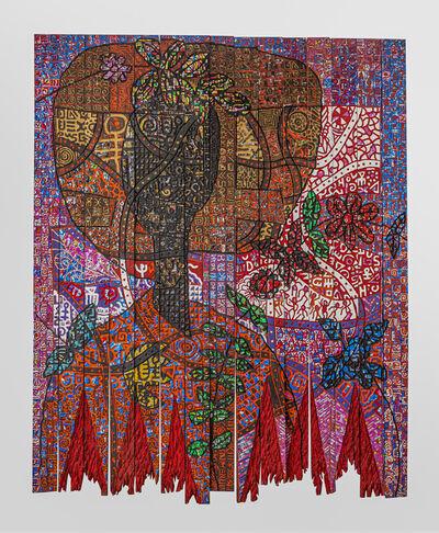Gerald Chukwuma, 'EFURU'S COMB', 2021