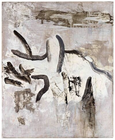 Bill Jensen, 'LUOHAN (HUNGRY GHOSTS)', 2011