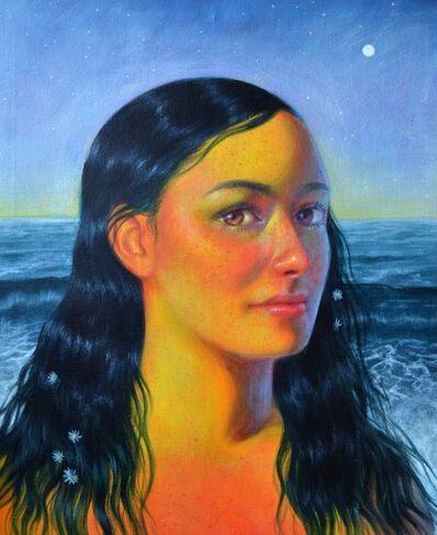Colete Martin, 'Morgan as the Sun', 2020