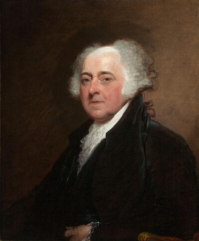 Gilbert Stuart, 'John Adams', ca. 1800/1815