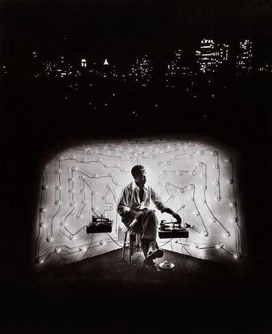 Gordon Parks, 'Invisible Man Retreat, Harlem, New York', 1952
