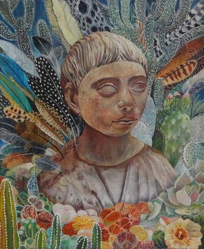 Liu Bing, 'A Statue ', 2014