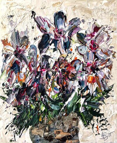 SylT, 'Sunday's Gratitude Bouquet', 2020