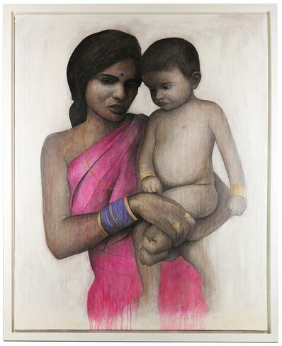 Ben Slow, 'Ma O Shishu (Mother and Child)', 2012