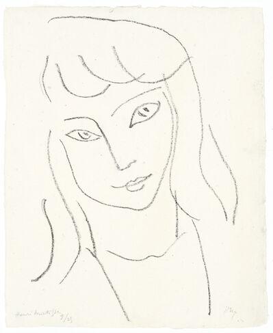 Henri Matisse, 'Fillette', 1944