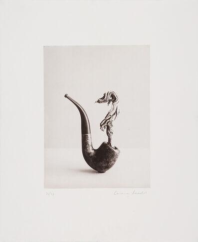 Chema Madoz, 'Pipa-humo (Pipe-Smoke) and two more', 2003