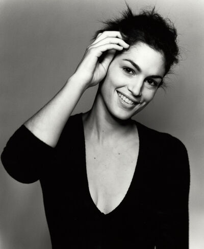 Michel Comte, 'Cindy Crawford', 1996