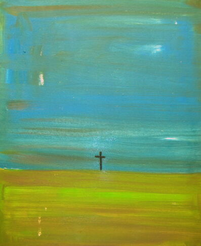 Kalle Leino, 'Cross', 2013