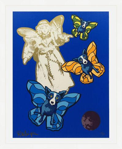 George Rodrigue, 'ANGEL BABY', 2000
