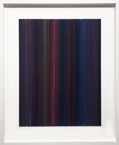 Vicky Christou, 'Blue, Violet, Green'