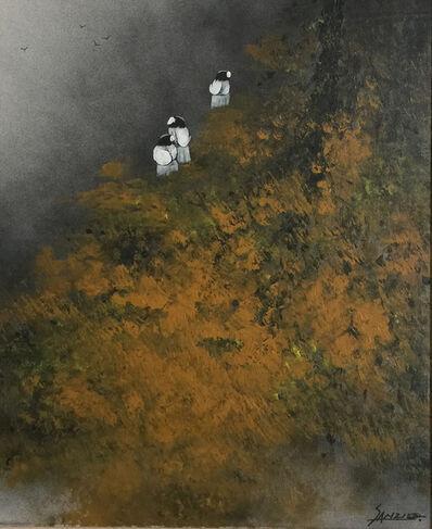 Sanzi, '金秋 The Golden Autumn'