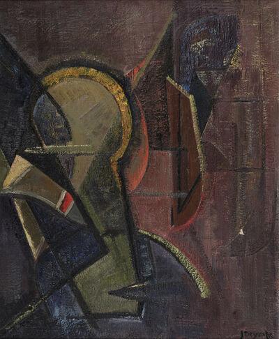 Jean Deyrolle, 'Opus 46, Les portes de la nuit', 1945-1946