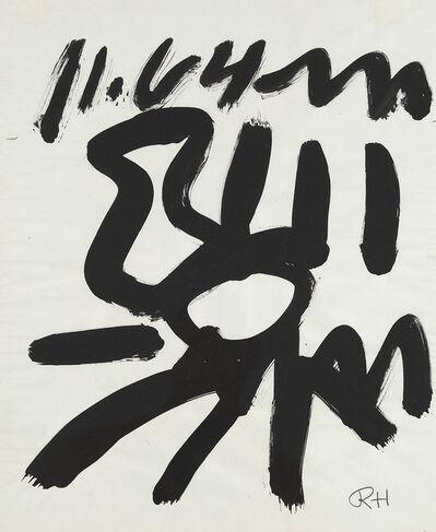 Raymond Hendler, 'Still Life', 1964