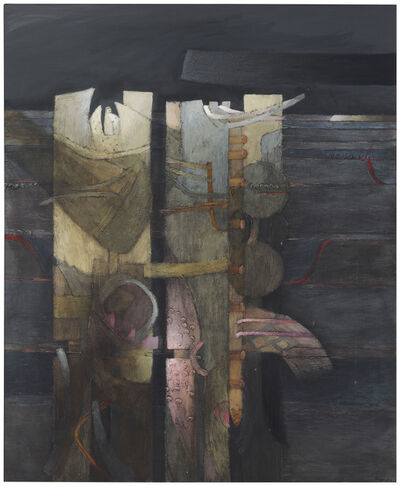 Fernando de Szyszlo, 'Memoria de la noche', 2000