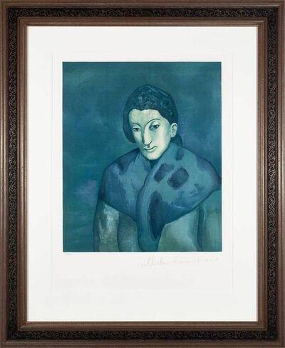 Pablo Picasso, 'Buste de femme', 1902; 1979-82