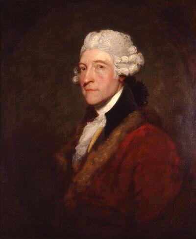 Gilbert Stuart, 'Caleb Whitefoord', 1782
