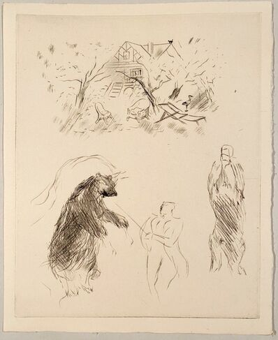 Marcel Vertès, 'Chéri', 1929
