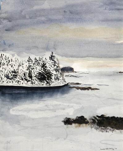Maude Robin McCoy, 'First Snow '