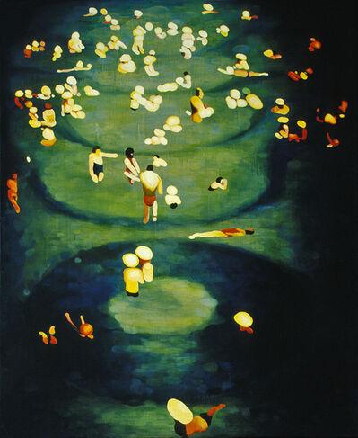 Melissa Furness, 'Wave', 2001