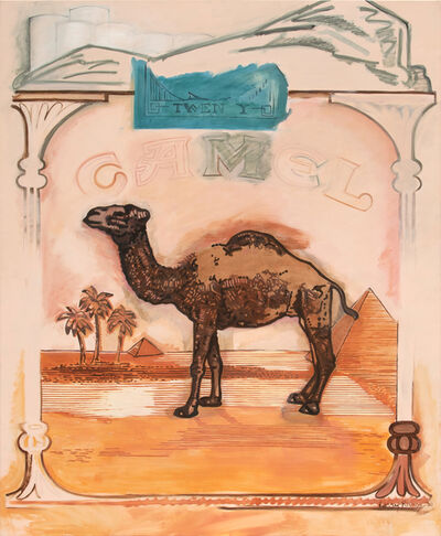 Larry Rivers, 'Beyond Camel', 1980
