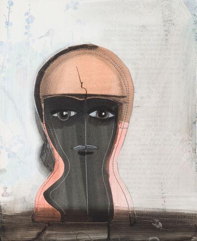 Cathie Pilkington RA, 'Paper Head ', 2018