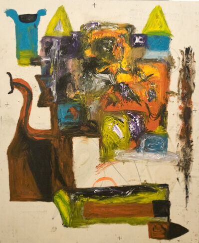 Lance De Los Reyes, 'House Where Self Destruction is Healed', 2015