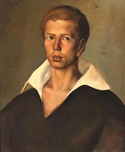 Riccardo Tommasi Ferroni, 'Portrait of Young Man ', 1958