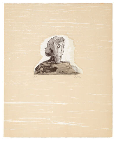 Henry Moore, 'Creole Lady', 1973