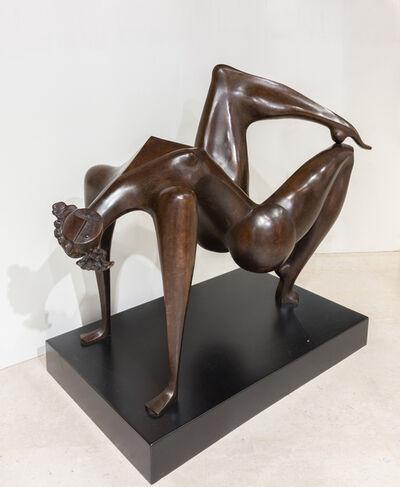Isaac Kahn, 'Reclining woman', 2015