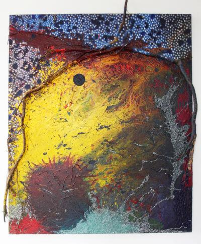 Michael Buthe, 'Ohne Titel', 1988