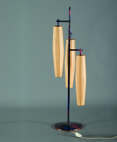 Ico Parisi, 'Rare table lamp', 1954