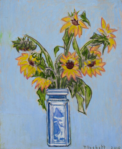Joseph Plaskett, 'Sunflowers', 2010