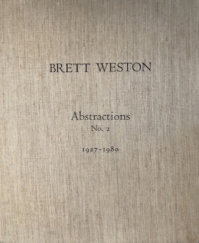 Brett Weston, 'Abstractions No. 2', 1927-1980