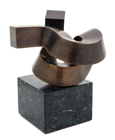 Clement Meadmore, 'Clench', 1972