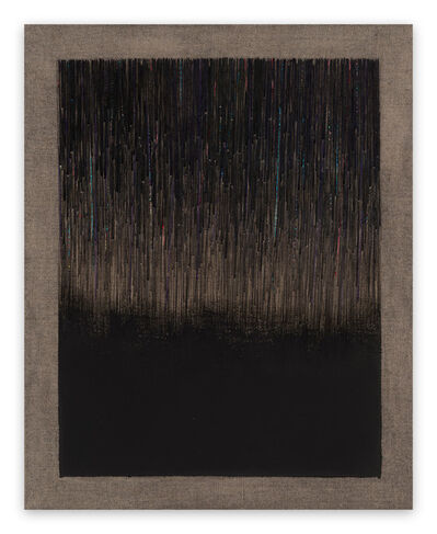 Audrey Stone, 'Untitled Dark (Abstract painting)', 2017
