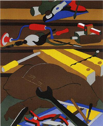 Jacob Lawrence, 'Tools', 1977