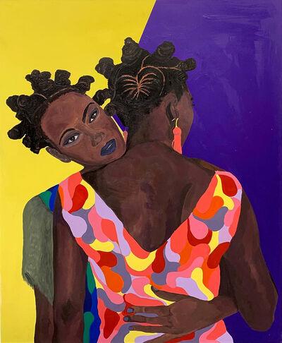 barry johnson, 'Untitled 132', 2019